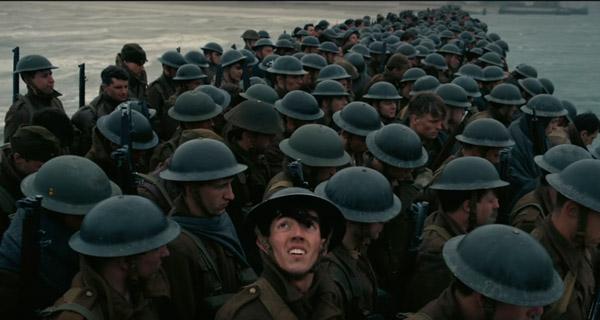 """Dunkerque"", el sobrecogedor film belico de Nolan"