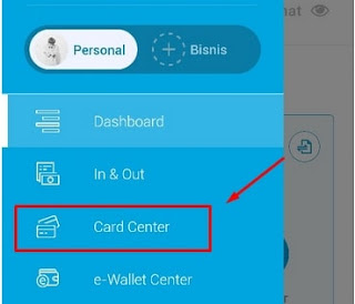 Aplikasi Digital Bank Jenius