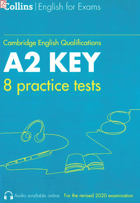 Collins A2 Key 8 Practice Tests cd
