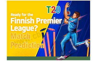 Cricfrog Who Will win today Finnish Premier League SKK vs HCC 26 June 2020 FPL Ball to ball Cricket today match prediction 100% sure
