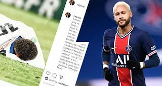 Neymar lashes out on social media after another injury rules him out of Barca tie