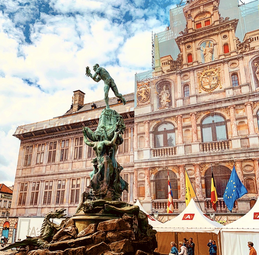 one day in Antwerp must visits