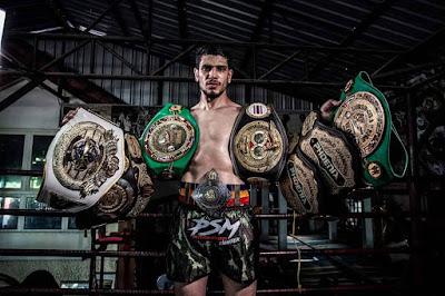 يوسف بوغانم أفضل مقاتل مواي تاي في العالم