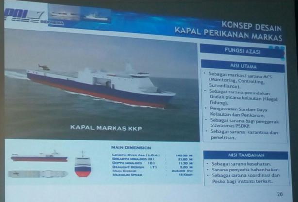 Menteri Susi Pudjiastuti Siapkan KAPAL INDUK dan Helikopter untuk Awasi Laut