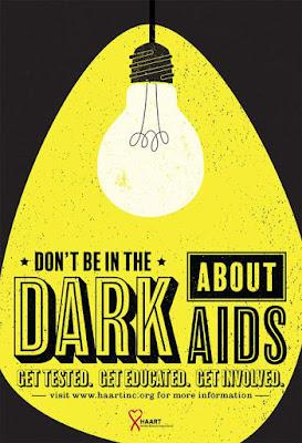 Contoh poster hiv yang baik