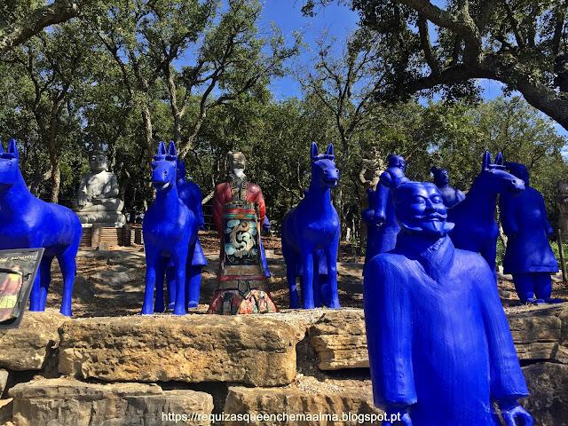 Bacalhôa Buddha Eden, soldados de terracota