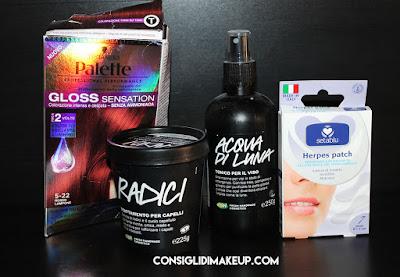 prodotti terminati beauty