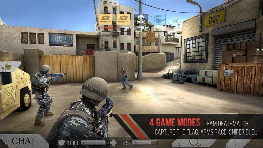 Download Standoff Multiplayer MOD APK 3
