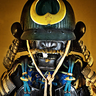 Samurai Armor - PAU 2016 Madrid - No Fear, No Surprise, No Hesitation