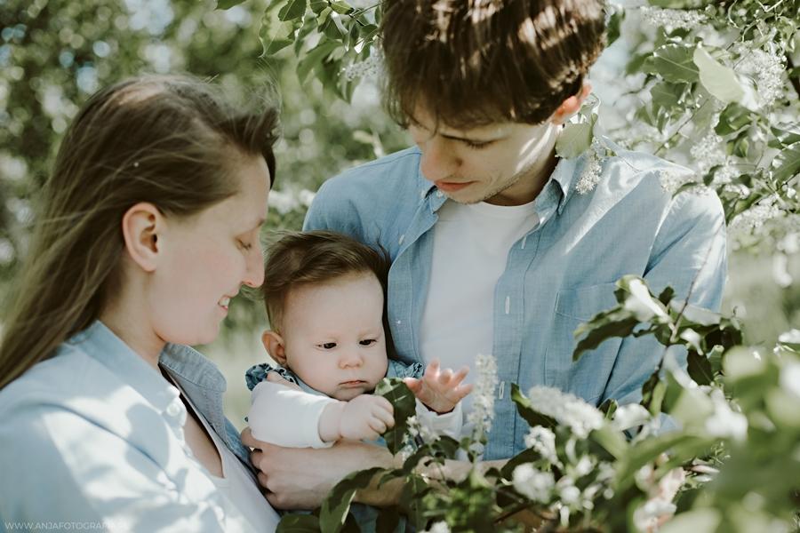 sesja fotograficzna rodziny leoncin