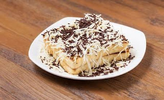 resep roti bakar coklat keju