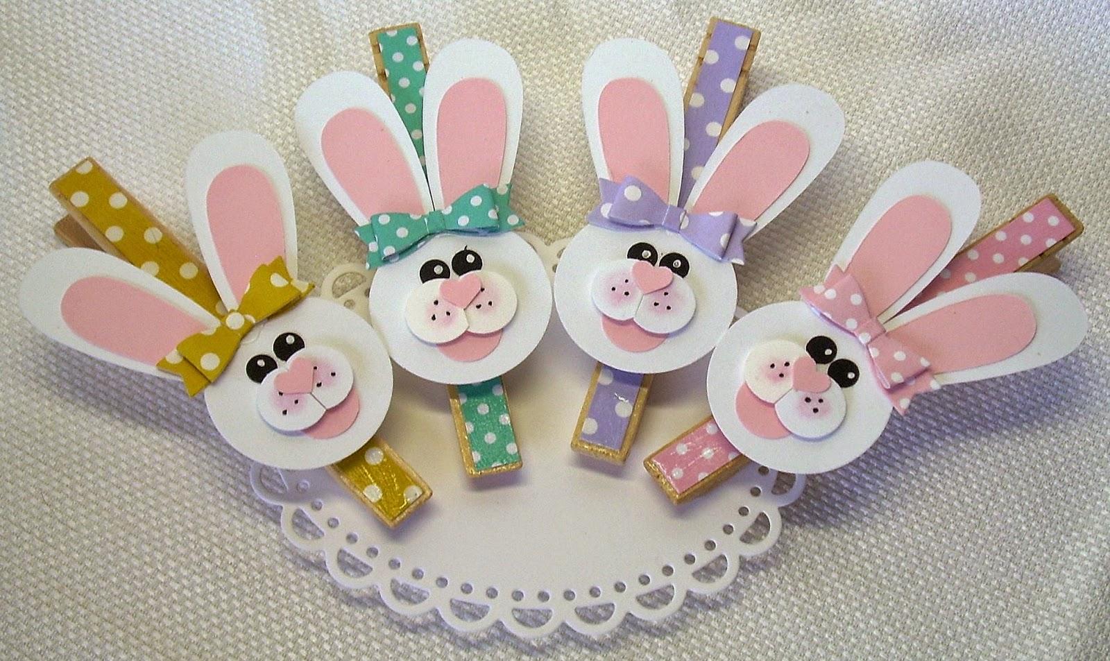 235a898d53f199 Beth-A-Palooza: Bunny Clothespins