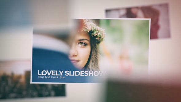 Lovely Slideshow | After Effects Project Files | Videohive 22824785