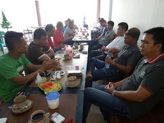 Silahturami Dan Konsulidasi DPD KNPI Kalbar, Kunjung KNPI Sekadau