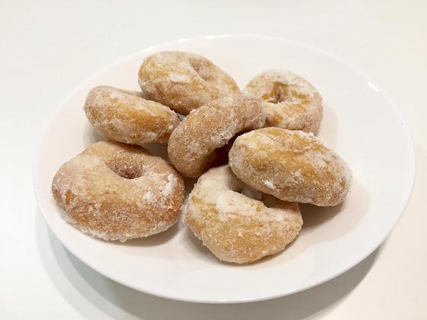 #keriitletokitchen: Cara-cara membuat donut gebu pasti jadi