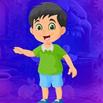 Games4King - G4K Lovely Smiling Boy Escape