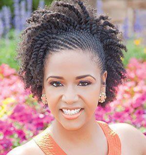 Surprising My Fair Hair 3 Professional Semi Protective Natural Hairstyles Short Hairstyles For Black Women Fulllsitofus