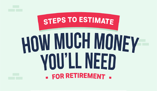 How Much Do I Need to Retire? 7 Effective Steps! #Infographic