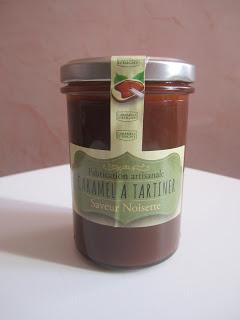 Crème de caramel d'Isigny