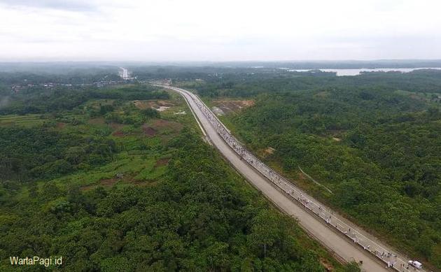 Inilah cara Pemerintah membangun jalan tanpa bebani APBN