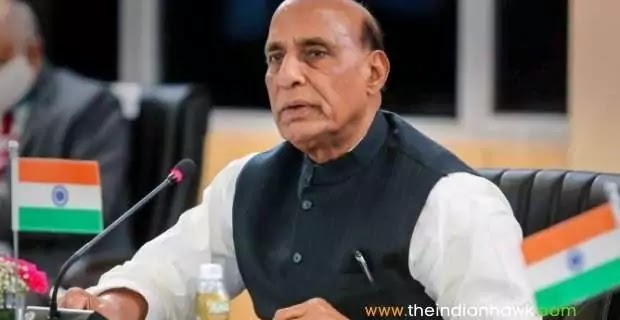 Rajnath Singh, Defence Minister of India