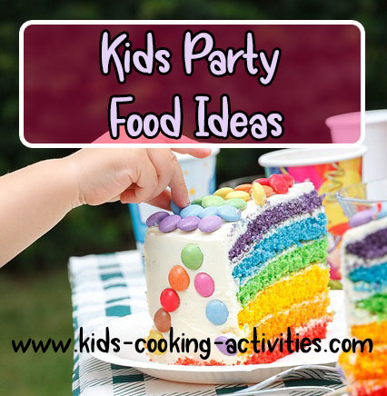 Party Food Ideas Bbq Tea Party Pizza Night So Many Choices