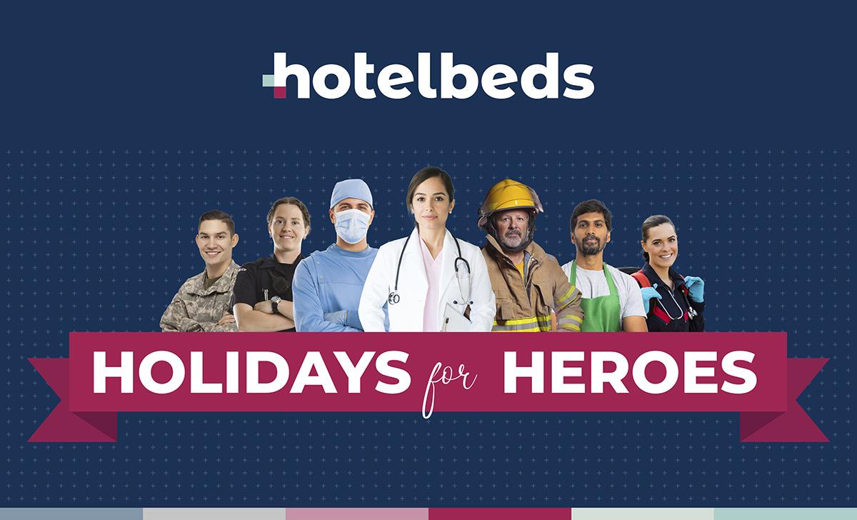 HOTELBEDS OFRECERÁ DESCUENTO RESERVAS HÉROES COVID-19 01