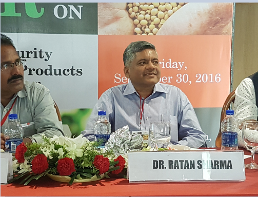 "US Soybean Export   Council (USSEC) and National Institute of Nutrition  Launches  ""White Paper on the Soy Nutrition"" in Delhi"
