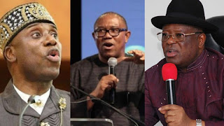 2023 Presidential Election: Igbo coalition presents Amaechi, Peter Obi, Umahi, Onu as presidential candidates