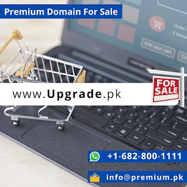 Upgrade.pk Premium Domain For Sale