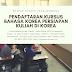KOREAN CENTER UKDW Membuka Pendaftaran Kursus Bahasa Korea Persiapan Kuliah di Korea