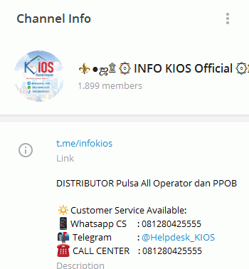 https t Me Info Kios
