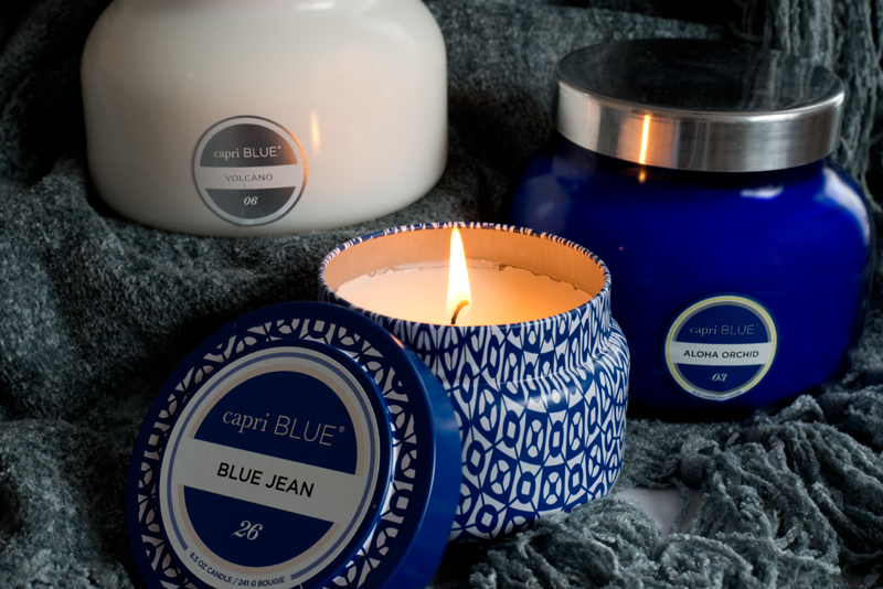 review of capri blue candles