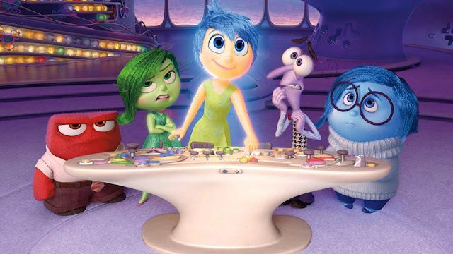 Imagen de la película de animación de Pixar Inside Out