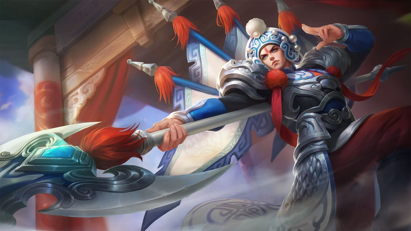 Download Zilong Wallpaper Epic Skin Terupdate