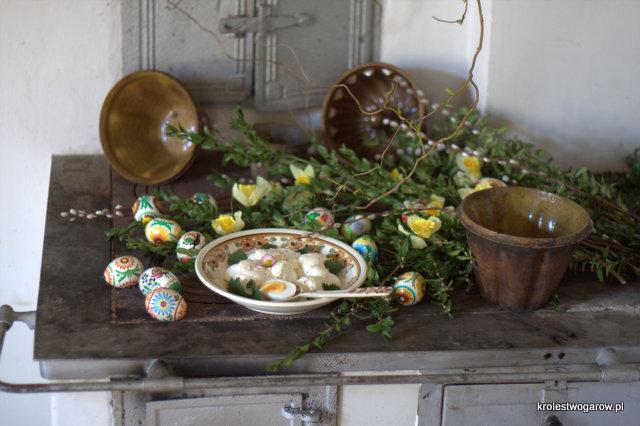 Blog O Gotowaniu Tradycyjna Kuchnia Jaja W Sosie Musztardowym