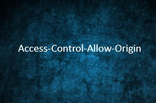No Access Control Allow Origin To Disable Web Security In Chrome