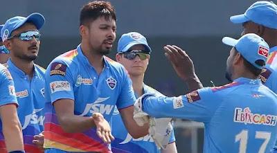 Cricket Highlights – MI vs DC 46th Match IPL 2021