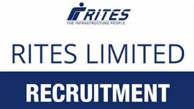RITES Limited Recruitment 2018