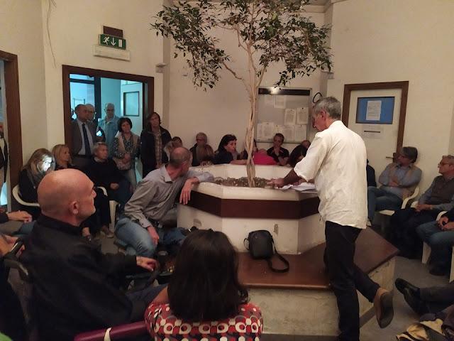 L'assemblea del Comitato Pendolari della Roma-Lido