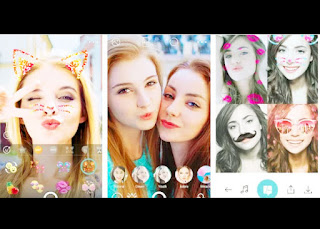 how to best camera app for android smartphone ios using   This Post I will share with you upgrade version of B612 android smartphone camera filter application. you can add the awesome filter to your photos or videos. there are over 1,500 diverse stickers. Real-time Beuti Effect you can easily change your lookup.