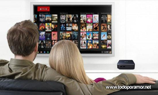 Series para ver en pareja en Netflix
