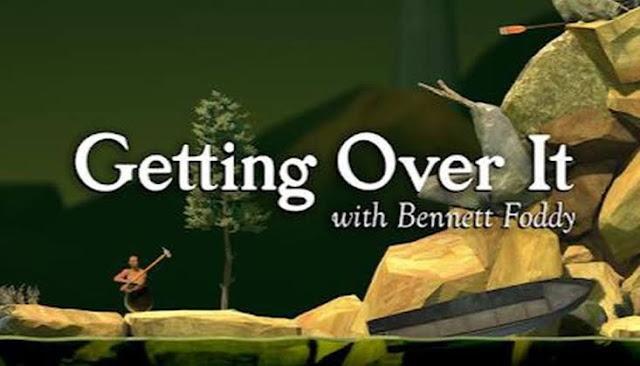 تحميل لعبة Getting Over It للكمبيوتر مجانا