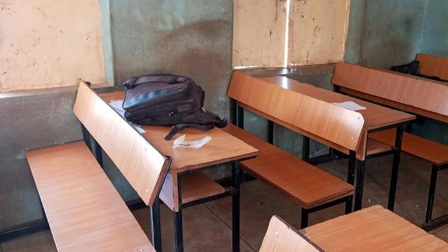 فقدان 400 طالب بعد أن هاجم مسلحون مدرسة نيجيرية