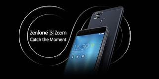 Cara Reset Ulang Asus Zenfone 3 Zoom ZE553KL Lupa Pola dan Pin