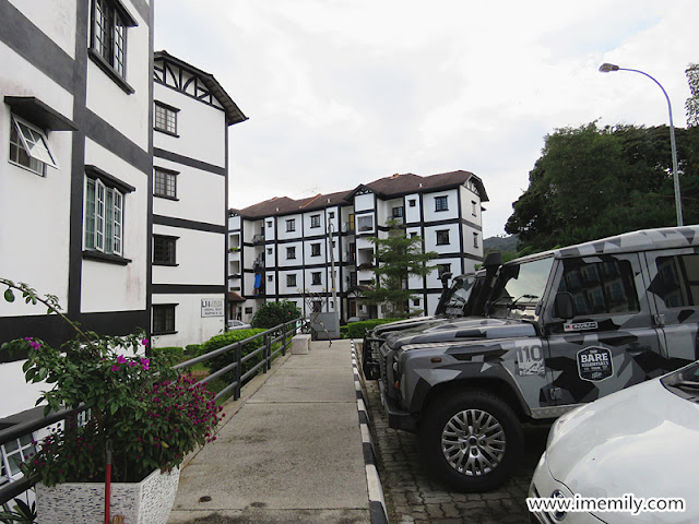 Gerard's Place, Cameron Highlands