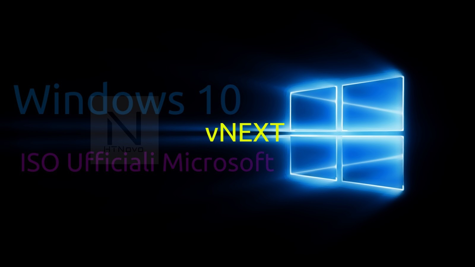 Download ISO ufficiali Windows 10 vNEXT