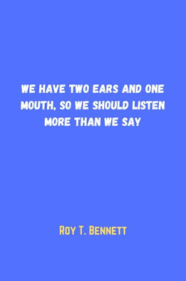 listening quotes image
