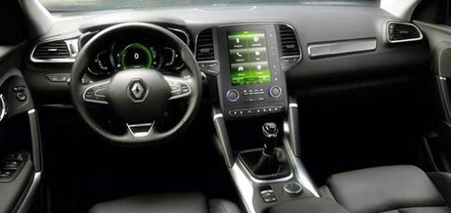2017 Renault Koleos Successor Redesign