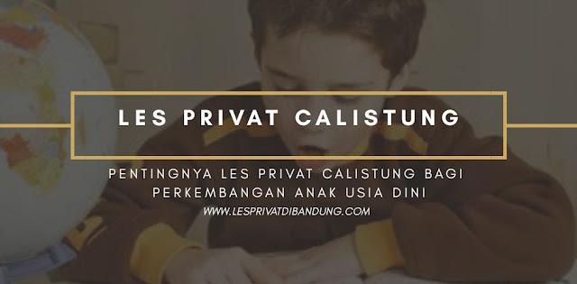 Les Privat Calistung